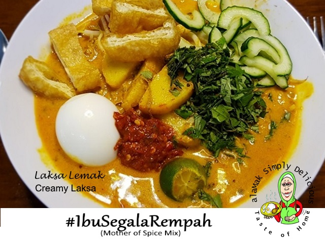 Malay Laksa Gravy